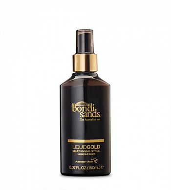 Bondi Sands Liquid Gold Self Tan Oil