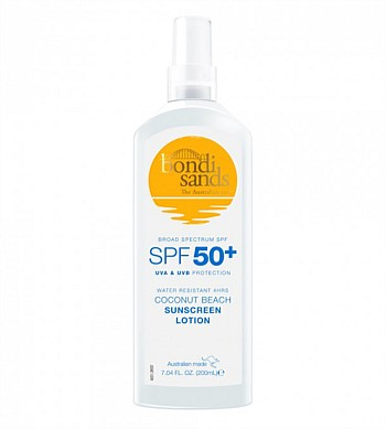 Bondi Sands Suncare Lotion SPF 50