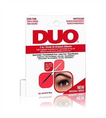 Ardell DUO 2 in 1 Brush On Adhesive