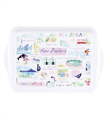 Ashdene LandOf The Long White Cloud Scatter Tray