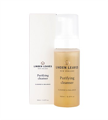 Linden Leaves Purifying Cleanser