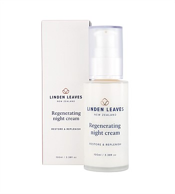 Linden Leaves Regenerating Night Cream