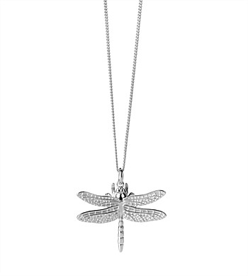 Karen Walker Dragonfly Necklace