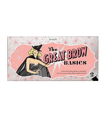 Benefit Great Brow Basics Shade 02