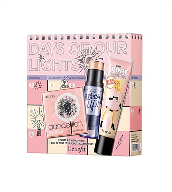 Benefit Days Of Our Lights Prime Pretty Pink Set