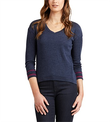 Harper V Neck Jumper