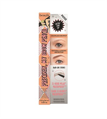 Benefit Precisely, My Brow Eyebrow Pencil Travel Size Mini - 2.75
