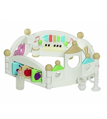 Sylvanian Families Baby Let's Play Playpen