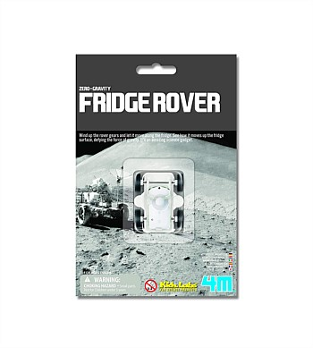 4M Craft Zero Gravity Fridge Rover