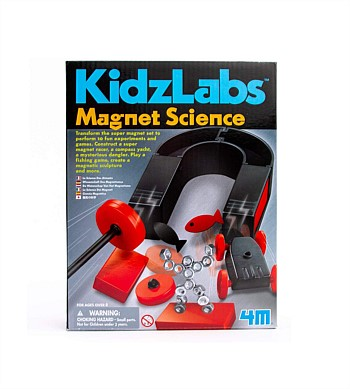 4M Craft Kidz Labs, Magnet Science