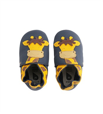Bobux Soft Sole, Giraffe