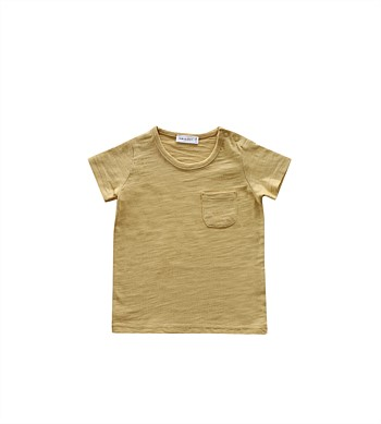 Jamie Kay Slub Cotton Sam Tee