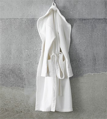 M.M Linen Finn Bathrobe, XL