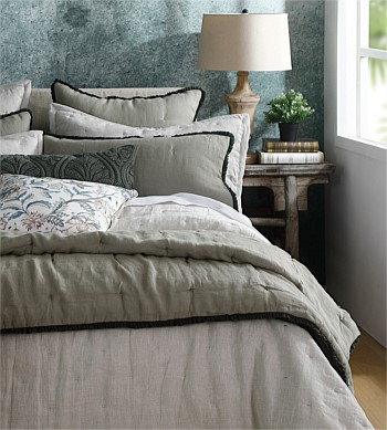 M.M Linen Tiffany Comforter Set, Large