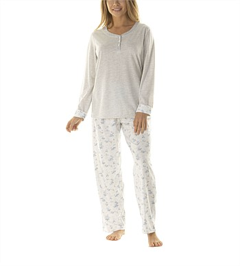 La Marquise Long Sleeve PJ