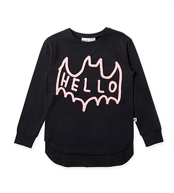 Minti Hello Bat Tee