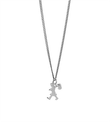 Necklace Mini Runaway Girl