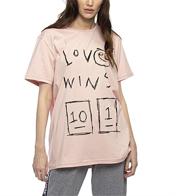 Federation Rush Tee - Love Wins