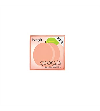 Benefit Mini Georgia Blush Powder
