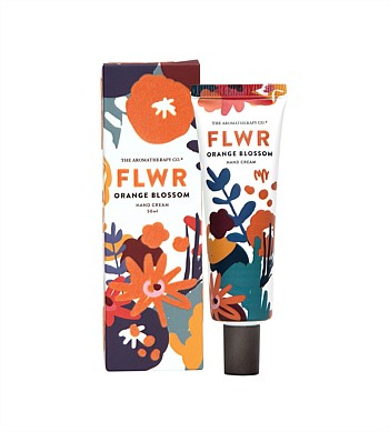 The Aromatherapy Co FLWR Hand Cream Orange Blossom