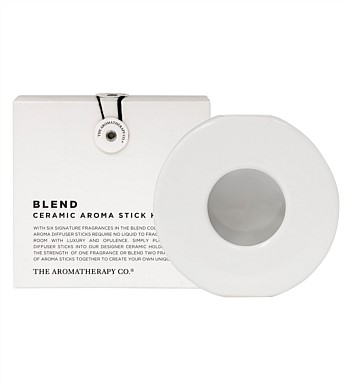 The Aromatherapy Co Blend Ceramic Aroma Stick Holder