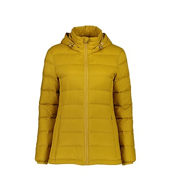 Moke Lynn Packable Down Jacket