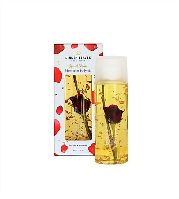 Linden Leaves Memories Body Oil Gold Edition 250ml