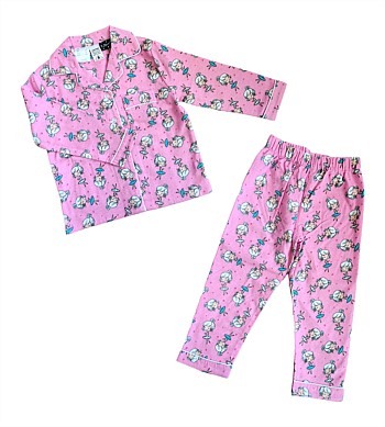 P Jammies Dancer Girl PJs