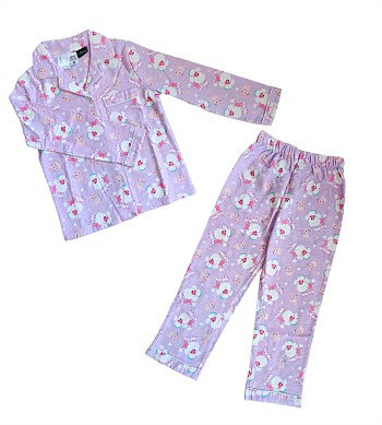 P Jammies Poodle Girl PJs
