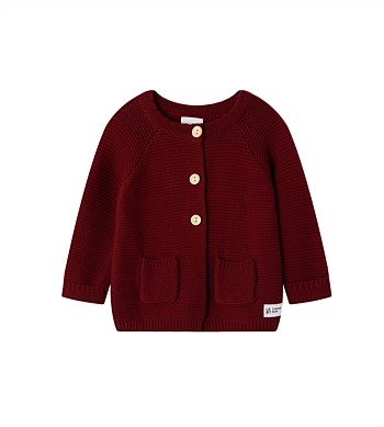 Cracked Soda Coco Knitted Cardigan - Kids (3-8)