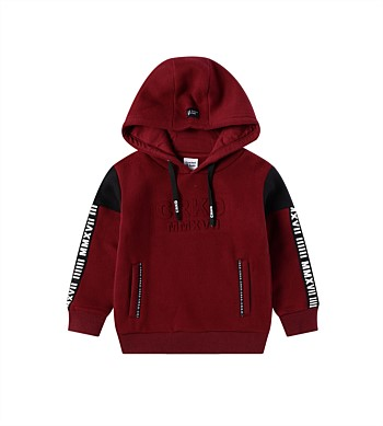 Cracked Soda Dex Embossed Hoodie - Boys & Girls (10-16)