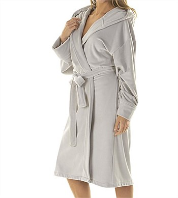 La Marquise Robe Hooded