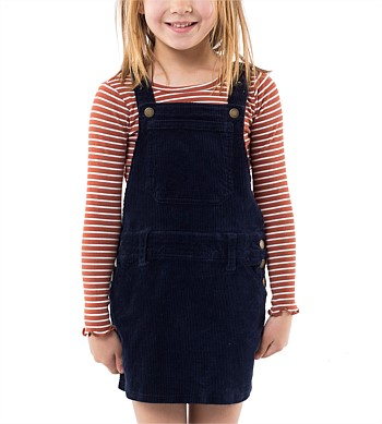 Eve's Sister Scarlett Pinafore