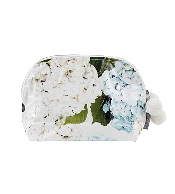 Wallace Cotton Blue Hydrangea Bath Bag