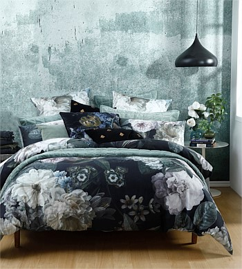 M.M Linen Floz Duvet Set Super King
