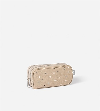 Citta Billie Cosmetic Case Latte/Multi Small