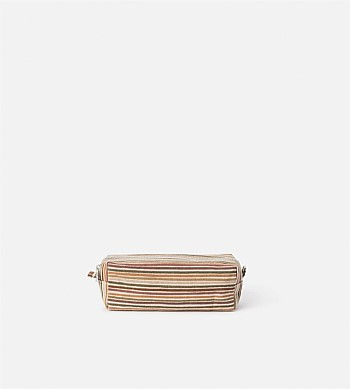 Citta Hara Wash Bag Brick/Multi Small
