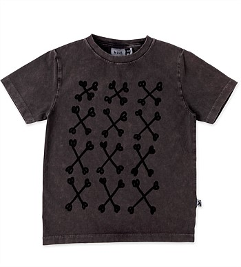 Minti Cross Bones Tee