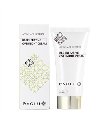 Evolu Active Age-Defense Overnight Cream 60ml