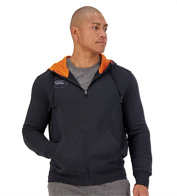 Canterbury Fleece Zip Thru Hoody
