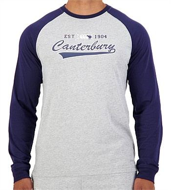 Canterbury Long Sleeve Vapodri Tee