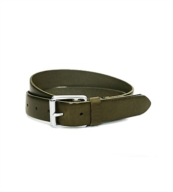 Parisian Italian Leather Belt