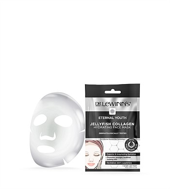Dr LeWinns Eternal Youth Jellyfish Collagen Hydrating Face Mask