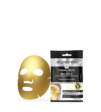 Dr LeWinns Eternal Youth 24K Gold Age-Defying Face Mask