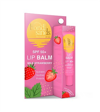 Bondi Sands Lip Balm Strawberry SPF50