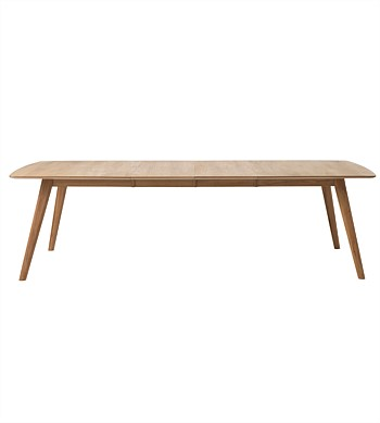 Danske Mobler Rho Extension Large Dining Table