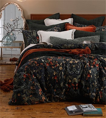 MM Linen Hedley Duvet Super King