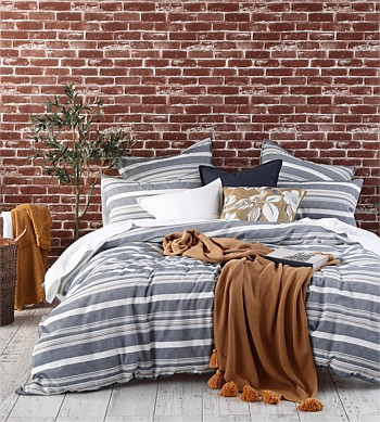 MM Linen Matakana Duvet Set Super King