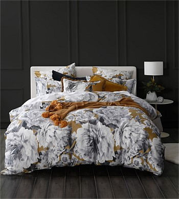 MM Linen Reine Duvet Set Super King