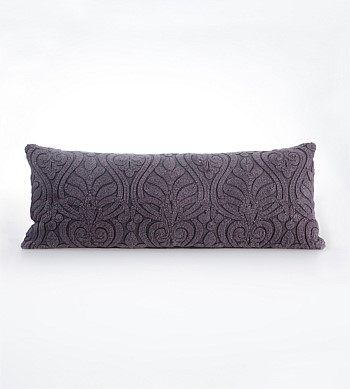 MM Linen Cushion 35x90 Malta Plum